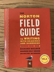 NORTON FIELD GUIDE TO WRITING WITH READINGS AND HANDBOOK By Richard VG+