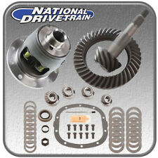 RING AND PINION, BEARING INSTALL KIT & NEW POSI - GM 10 BOLT 7.5 26 SPL - 3.42