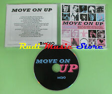 CD MOJO MOVE ON UP compilation PROMO 2012 THE JAM YARDBIRDS DORSEY (C20) no mc