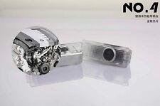 2x Door Lights For BMW Series 7,6,5,GT,3 Shadow Laser Projector