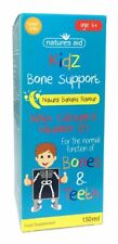 Natures Aid Kidz Bone Support With Calcium & Vitamin D3 150ml