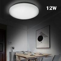 12W LED Deckenleuchte  Wohnzimmer Badlampe Dekor 6000K Deckenleuchte 230V