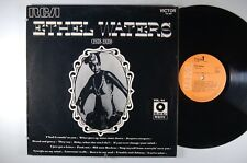ETHEL WATERS 1938-1939 Vol. 44 JAZZ Import LP France RCA 741-067
