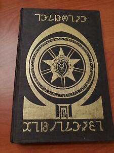 1978 Complete Enochian Dictionary / Angelic Language by Donald C. Laycock