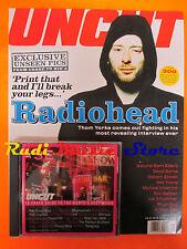 rivista UNCUT 51/2001 +CD Tim Buckley Radiohead David Byrne Roy Harper Brian Eno