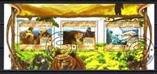 Guinée 2013 Ours (219) Yvert n° 6790 à 6792 oblitéré used