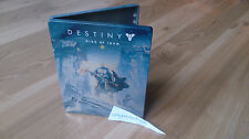 Destiny: Rise of Iron steelbook CASE ONLY for Xbox One PS4 DVD Metal Pak Tin G2