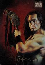 "1995 SKYBOX MASTER SERIES ""TETONKA"" EMBOSSED PROMO CARD [BP1] V/GOOD COND"