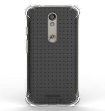 Ballistic Jewel Case for Motorola Moto Droid Turbo 2 or X Force XT1580 - Clear