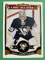 2015-16 O-Pee-Chee NHL All-Star #202 Marc Andre Fleury Pittsburgh Penguins