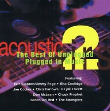 Acoustic Affairs 2-the Best of Unplugged (1993) Nine Below Zero, Iain Matthews,