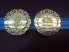 Command Master Chief Fleet Training Command JMSDF Challenge Coin