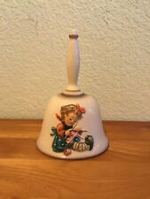 M.I. Hummel Annual Bell bas-Relief 1983 Sixth Edition Hum 705 Goebel-Germany