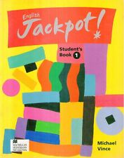 S6 English Jackpot Student's Book 1 Vince
