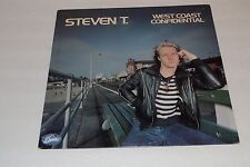 Steven T. West Coast Confidential~1978 Dream Records DA 3500~Kim Fowley