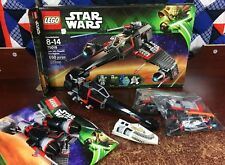 LEGO Star Wars JEK-14's Stealth Starfighter 75018 - NOT COMPLETE, MISSING PIECES