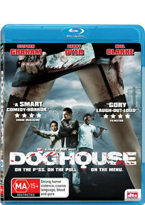Doghouse (Blu-ray) NEW/SEALED