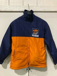 KTM RC CUP Factory Racing Winter Jacket Size S