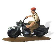 LEAD SOLDIERS MOTORCYCLE -Navarre brigades 1937 BMW R12 -SMI032