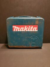 [Vintage] MAKITA Metal Storage Box Case Empty
