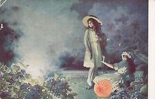 * SALON DE PARIS - L.Tessier - The Bengal light 1917