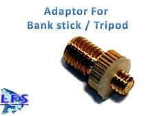 Digital Camera Video Adaptor For Carp Fishing Bankstick Tripod Pod Photos