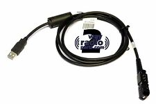 Real OEM Motorola MotoTRBO XPR3300, XPR3500, USB Programming Cable PMKN4115 B