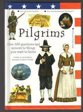 Pilgrims Over 100 Questiosn and Answers Nicole Barber & David McAllister HC 2000