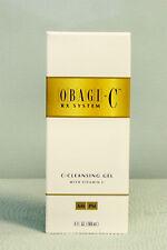 Obagi - C Rx System C-Cleansing Gel with Vitamin C 6 oz. new & fresh