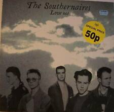 """THE SOUTHERNAIRES ~ Love Me ~ 12"""" Single PS"""