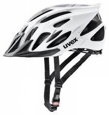 UVEX Fahrrad Helm flash white black 53-56 UVP 69,95 € für KTM Stevens u.a.