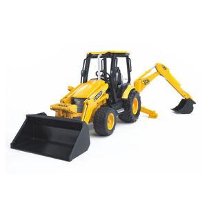 Bruder 1:16 34cm JCB MIDI CX Backhoe Loader Construction Vehicle Kids Toys 3y+