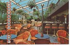 Vintage Postcard HOLIDAY INN SOUTH Erie Pennsylvania Greenhouse Restaurant