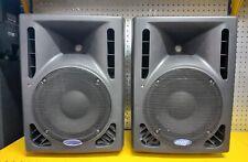 """MPE DJ-10A COPPIA CASSE AMPLIFICATE ATTIVE 10"""" 500W + 500W Max."""