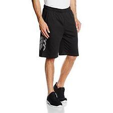 Canterbury 2017 Mens Vapodri Cotton Shorts Moisture-wicking Breathable Quick Dry L Phantom