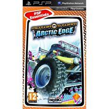 MotorStorm Arctic Edge Game for Sony PSP - Region 2