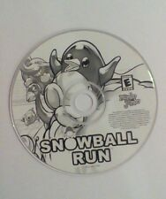 *DISK ONLY* Snowball Run for Apple Mac