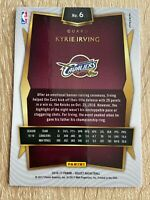 KYRIE IRVING 2016-17 Panini Select Prizms Silver #6 Cleveland Cavaliers