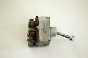1953 Studebaker champion Lights Dash Cluster Switch