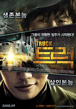 "KOREAN MOVIE ""Truck"" DVD/ENG SUBTITLE/REGION 3/ KOREAN FILM"