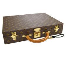 AUTH LOUIS VUITTON DIPLOMAT TRUNK  HAND BAG HARD CASE MONOGRAM M53122 K07080