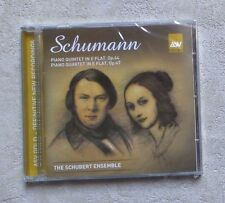 "CD AUDIO MUSIQUE / SCHUMANN ""PIANO QUINTET IN E FLAT OP 44/47"" CD ALBUM NEUF"