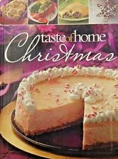 Taste of Home Christmas Cookbook new hardcover. Wonderful Holiday Recipes!