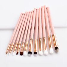 12x Soft Eye Shadow Eyeshadow Foundation Blending Brush Set Makeup Cosmetic Tool