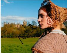 MIA WASIKOWSKA SIGNED JANE EYRE PHOTO UACC REG 242 (2)