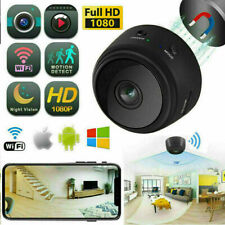 Mini Camera Wireless Wifi IP Home Security 1080P DVR Night Vision Remote us