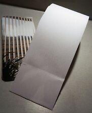 ** Vertikal-Lamellenvorhang ** einzel Lamelle ~ weiß  (240 m x 89 mm)