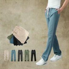 Pantalons en lin pour homme
