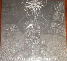 Darkthrone - Circle The Wagons LP - New RE / Vinyl (2013) Black Metal