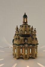 Frauenkirche Dresden - Beleuchtet - Dekoration Kirche Wurm (56037) 36 cm hoch
